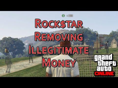 Rockstar Removing Illegitimate Money from Players Accounts (GTA Online News)