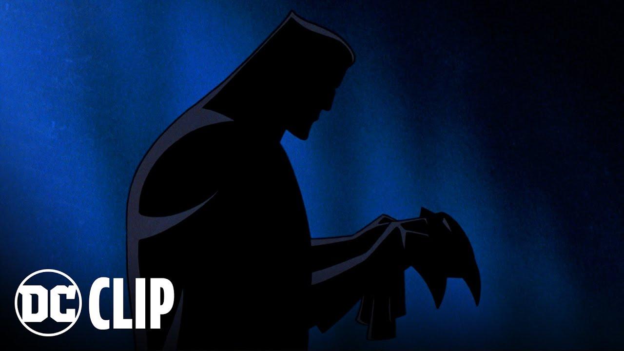 Download Bruce Wayne Becomes Batman - Batman: Mask of the Phantasm (1993) Clip | DC