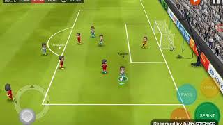 Mobile soccer league dünya kupası 1. Bölüm