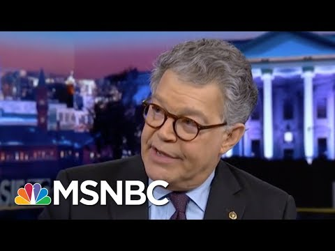 Senator Al Franken Discusses Impeaching President Donald Trump | Kasie DC | MSNBC | MSNBC