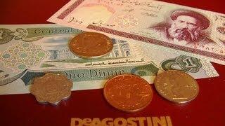 коллекция монет и банкнот deagostini