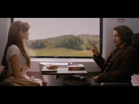 Angelina Jolie in The Tourist 2010  How do you flirting with a guy movie