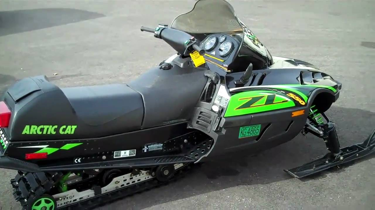 Zl  Arctic Cat