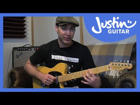 10 Different Ways of Playing a I VI II V Chord Sequence - Jazz Guitar Lesson [JA-030]