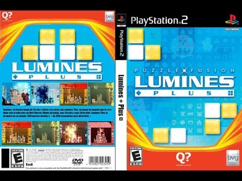 Lumines Plus [PS2] 🎮