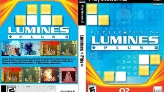 Lumines Plus [PS2] 🎮