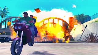 GTA San Andreas Gameplay episode 16 Just Business & Gambling Mission