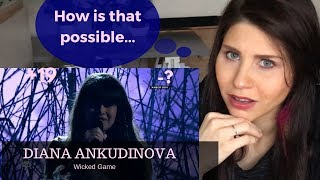 CONFIDENCE COACH reacts to Diana Ankudinova Wicked Game