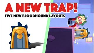 King of Thieves - 5x New Trap Bloodhound Bases!