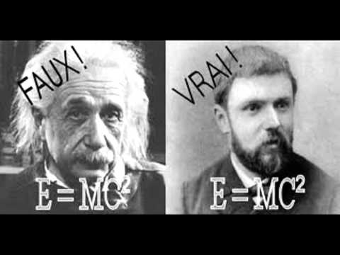 Le Libre Journal de Serge de Beketch 08/05/1991 - Henri Poincaré VS Albert Einstein par Dean Mamas