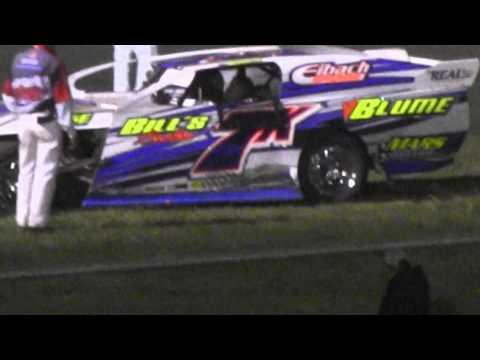 USMTS @ Deer Creek Speedway Hunt Race #12 A Main  Ryan Ruter #555  9 1 2012