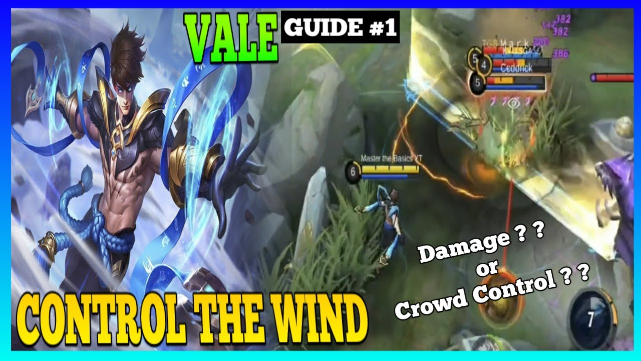 This is Why Vale is in the Meta | Master the Basics | Vale Gameplay | MLBB