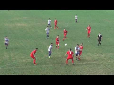 Futbol Dorrego: Goles de la final de la 1ra rueda del Torneo Oficial SAN MARTIN 2 - INDEPENDIENTE 4