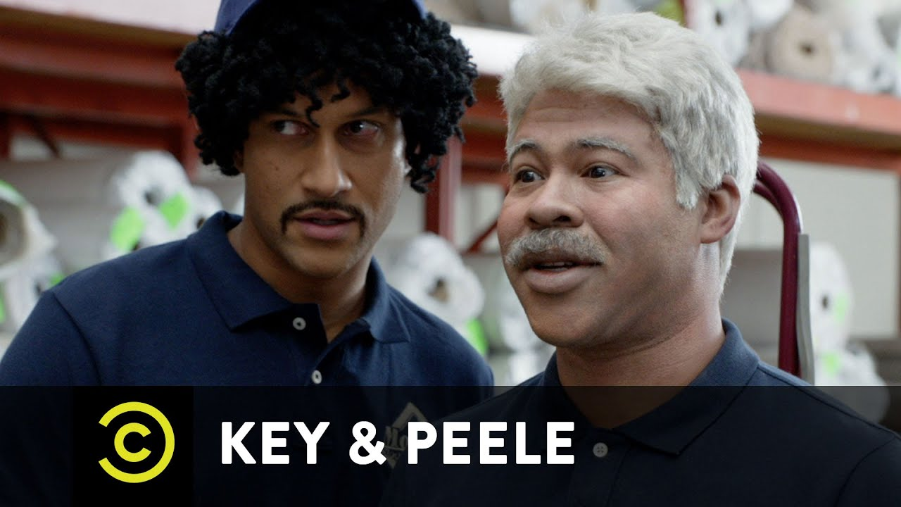 Key Peele Undercover Boss Youtube