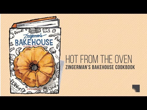 Zingerman's Bakehouse Cookbook Release | Ann Arbor District Library