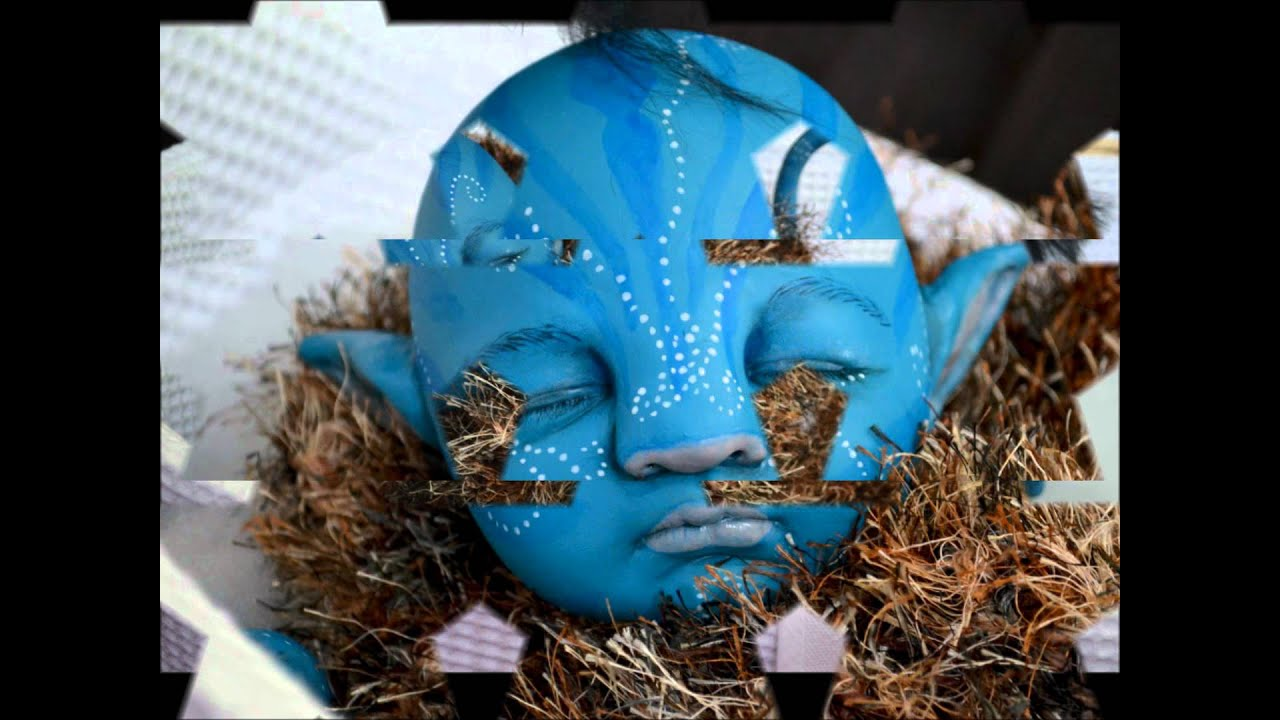 Avatar Inspired Na Vi Reborn Baby Twins Youtube