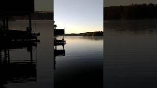 Moment of Zen at Lake of Bays