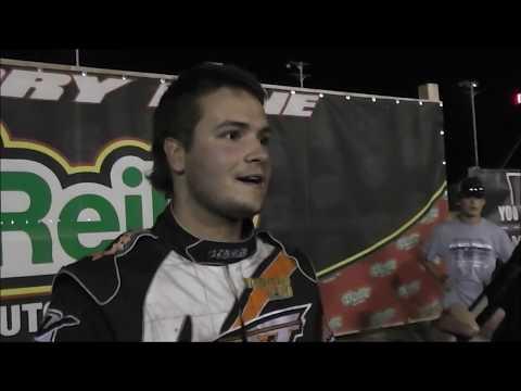 Salina Speedway M&H Motors IMCA Northern SportMods (Heat races & Feature) 7-14-17