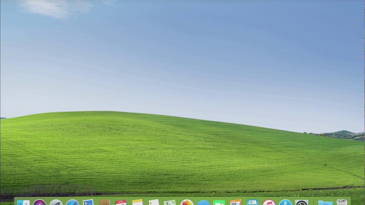 Windows Xp Dynamic Wallpaper Youtube