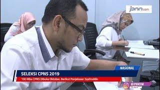 100 Ribu CPNS Dibuka Oktober, Berikut Penjelasan Syafruddin - JPNN.COM