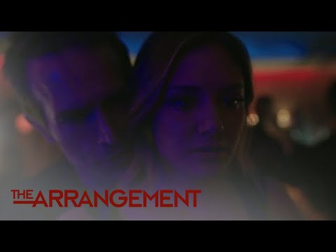 Megan Morrison and Terence Anderson's Intense Moment | The Arrangement | E!