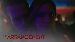 Megan Morrison and Terence Anderson's Intense Moment   The Arrangement   E!