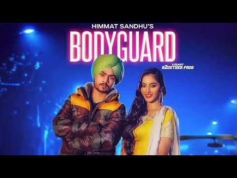 bodyguard---himmat-sandhu-(-official-song-)-|-latest-punjabi-song