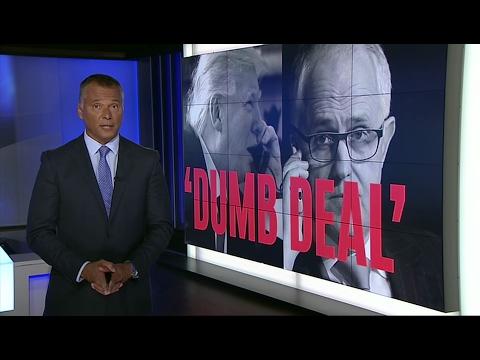 ABC 7.30: Trump v. Turnbull   2 Feb 2017