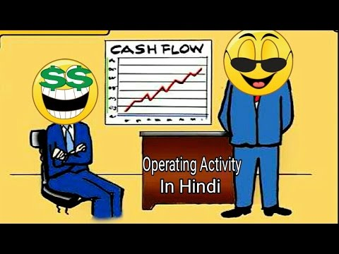 Cash flow statment part4[hindi, operating activity]