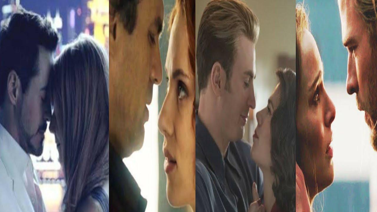 Dil Nai Lagda ft. Avengers | Avengers Love Scenes | Tonypepper | Stevepeggy | Brucenatasha |Thorjane
