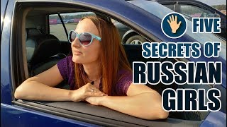 5 Interesting Facts about Russian Girls | Listening Practice