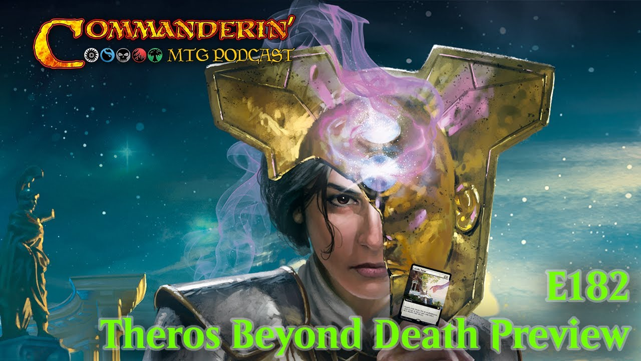 E182 Thereos Beyond Death Preview Card