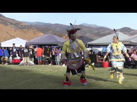 Sweethearts Prelims Group 1 San Manuel Powwow 2016