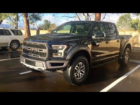 My 2017 Ford Raptor Comes Home