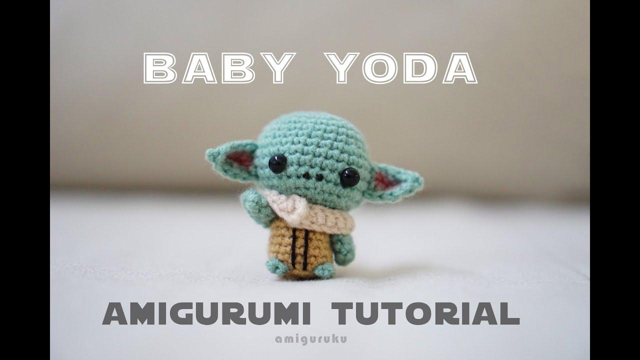Mestre Yoda Amigurumi 20 Cm - R$ 108,00 em Mercado Livre   720x1280