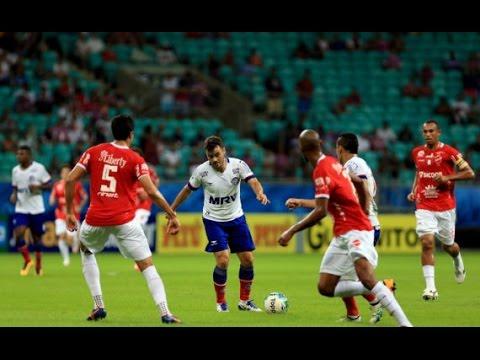 Bahia 0 x 1 Vila Nova - Gol de Fabinho 5/7/2016
