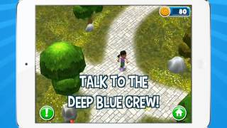 Deep Blue Adventures App Demonstration
