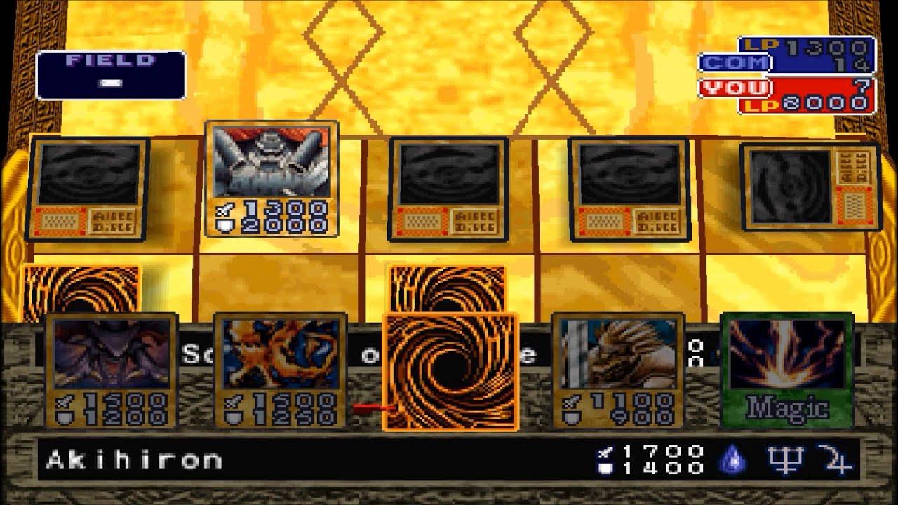 Yu Gi Oh Forbidden Memories Secret Fusions