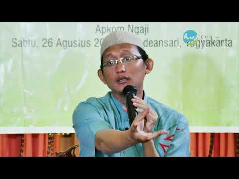 Sabar Dan Istiqomah Dalam Hidup Ini - Ustadz Abu Yahya Badrusalam, Lc