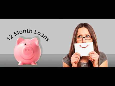 12 Month Loans Direct Lenders with Bad Credit and No Guarantor