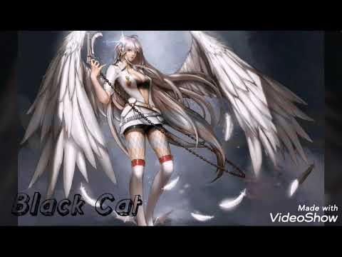 аниме девушки с крыльями в открытых доспехах/картинки под музыку