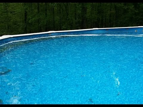 How out of level can my above ground pool be youtube for Top of the line above ground pools