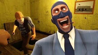 Fistful of Frags: Spy Hunting
