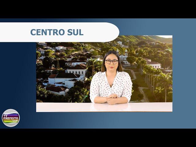 Notícias dos Municípios - Centro Sul (15/09)