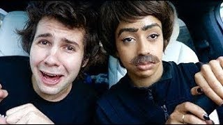 Best Moments of Liza Koshy in David Dobrik\'s Vlog *All of 2017*