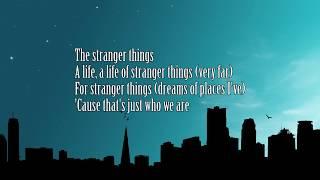 Kygo - Stranger Things ft. OneRepublic (Lyrics)