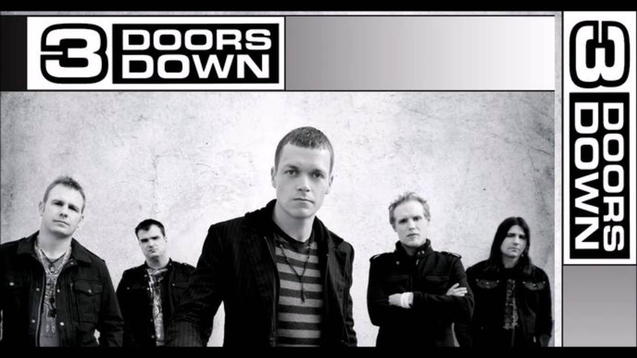 3 DOORS DOWN Chris Henderson US AND THE NIGHT Podcast