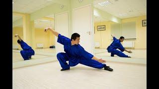 Обучение 24 формы Мастер  Хуан Тайчэн