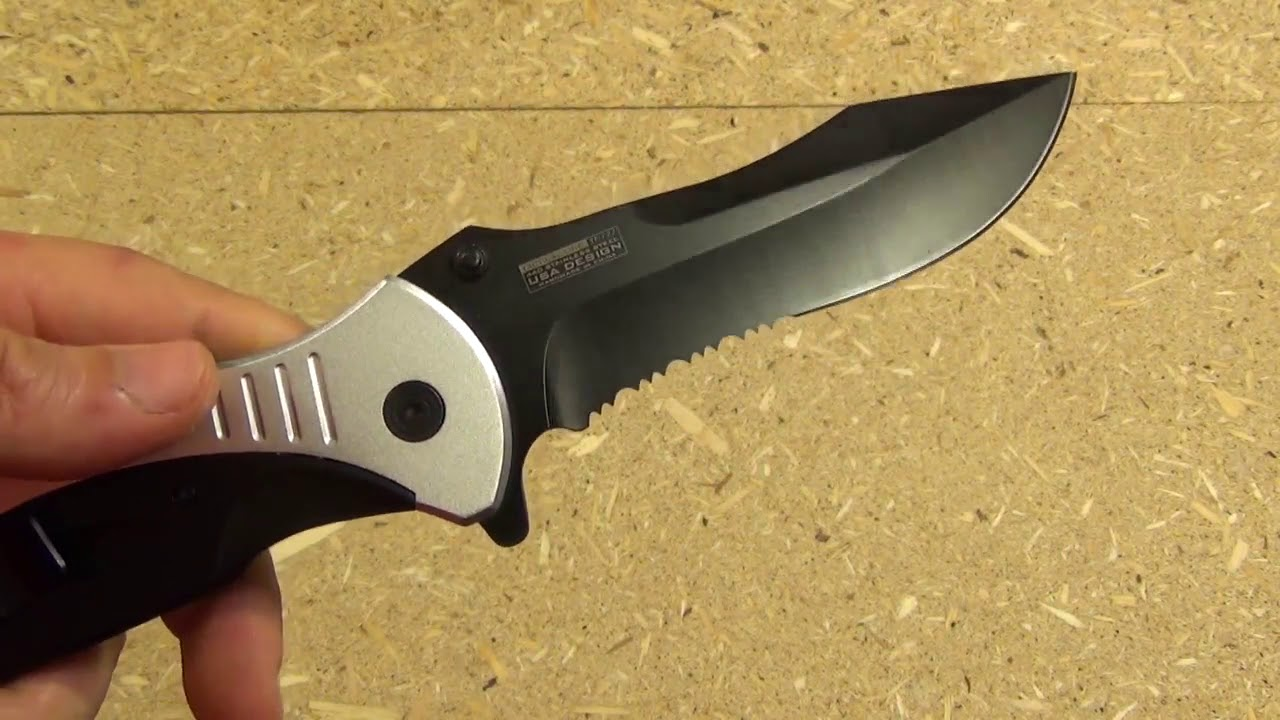 TAC-FORCE TF-727SH TACTICAL SPRING ASSISTED KNIFE