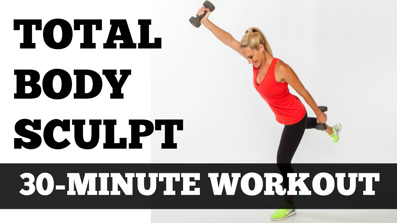 View the 30-Minute Total-Body Workout Moves